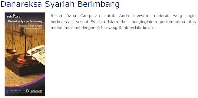 Danareksa Syariah Berimbang