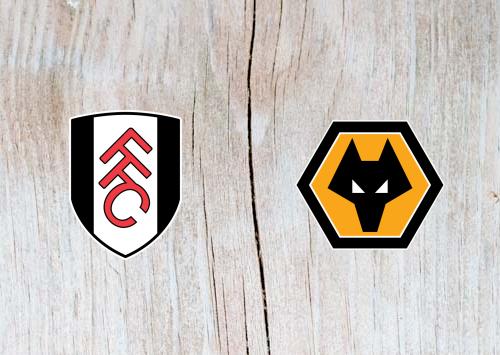 Fulham vs Wolverhampton - Highlights 26 December 2018