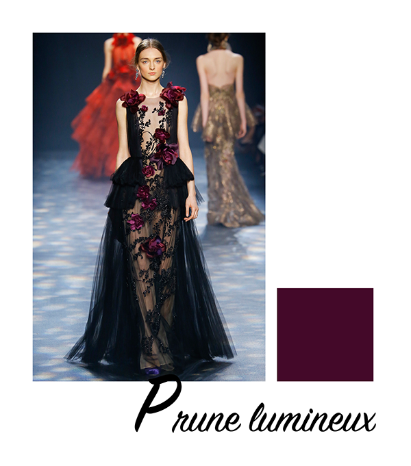 fashion weeks automne 2016 marchesa prune clemence m