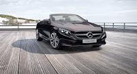 Mercedes S500 Cabriolet 2019 màu Đen Ruby 897