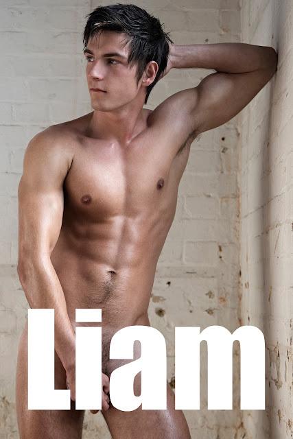 Liam Jones • Male Model