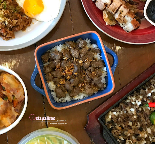 Auntie May's Salpicao