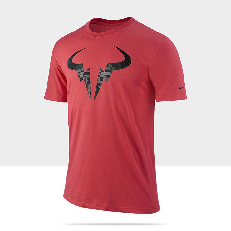 Rafaholics Com Rafa Nadal Bull Logo Tee Giveaway