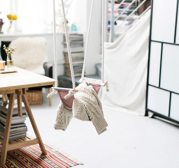 Cómo hacer un balancín DIY