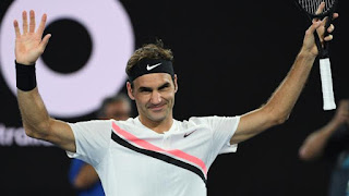 Spotlight : Roger Federer Wins Sixth Australian Open and 20th Grand Slam title.