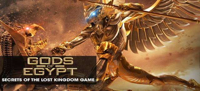 Download Gods Of Egypt Game Apk + Data Torrent