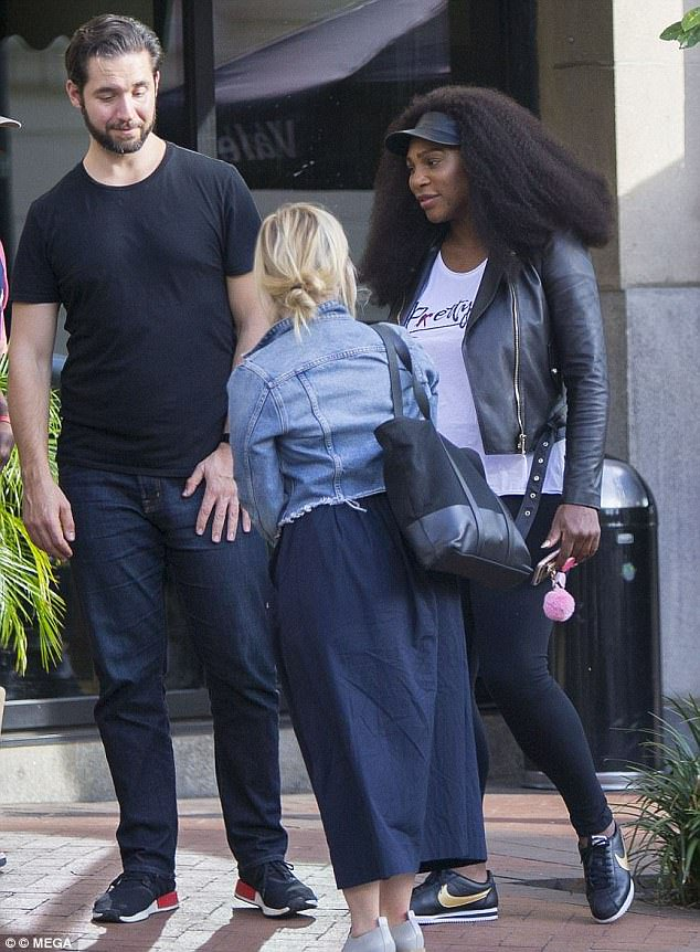 Serena Williams and her Reddit co-founder fiancé Alexis to be married on Thursday