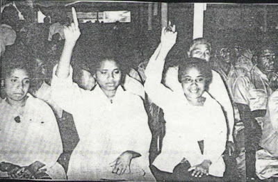 Sejarah Rakyat Papua Protes Hasil Pepera dan Nama-Nama Anggota Dewan Musyawarah PEPERA