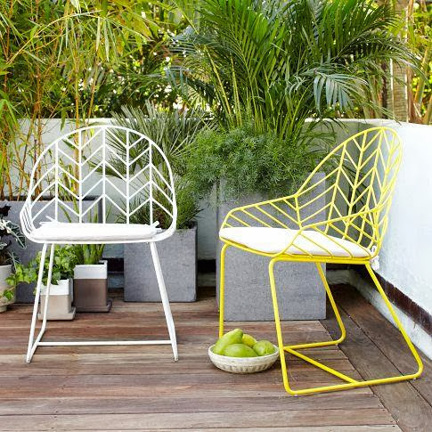 The Style Index : More Outdoor Chairs: Bend From West Elm