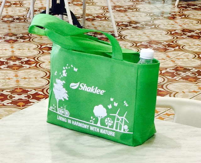 Eco pack-n-go Shaklee bag
