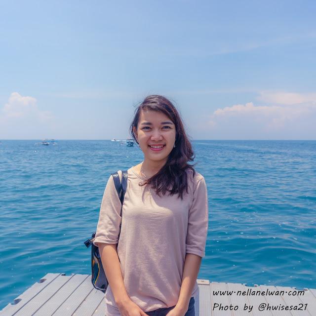 lombok pelabuhan senggigi nellanelwan
