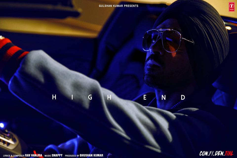 High End CON.FI.DEN.TIAL     Diljit Dosanjh new song
