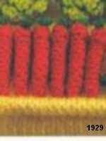 patron gratis zanahoria amigurumi de punto, free knit amigurumi pattern carrot