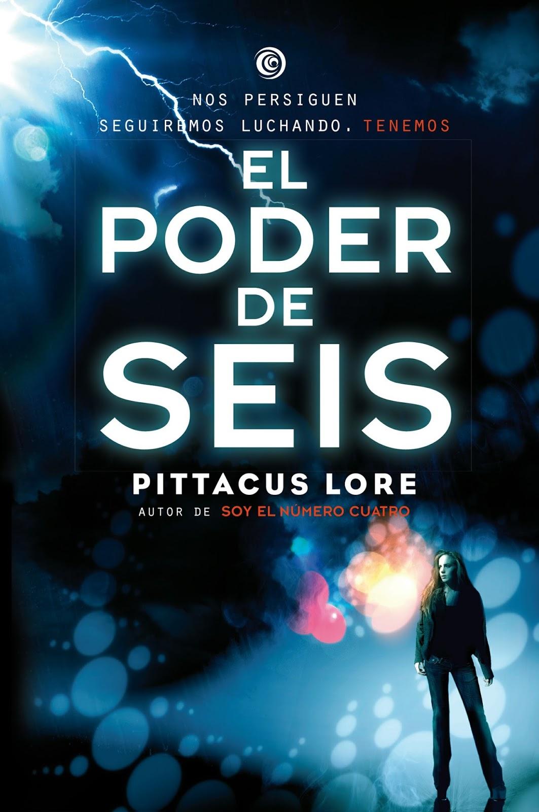 Libros Infinitos  Saga De Los Legados De Lorien