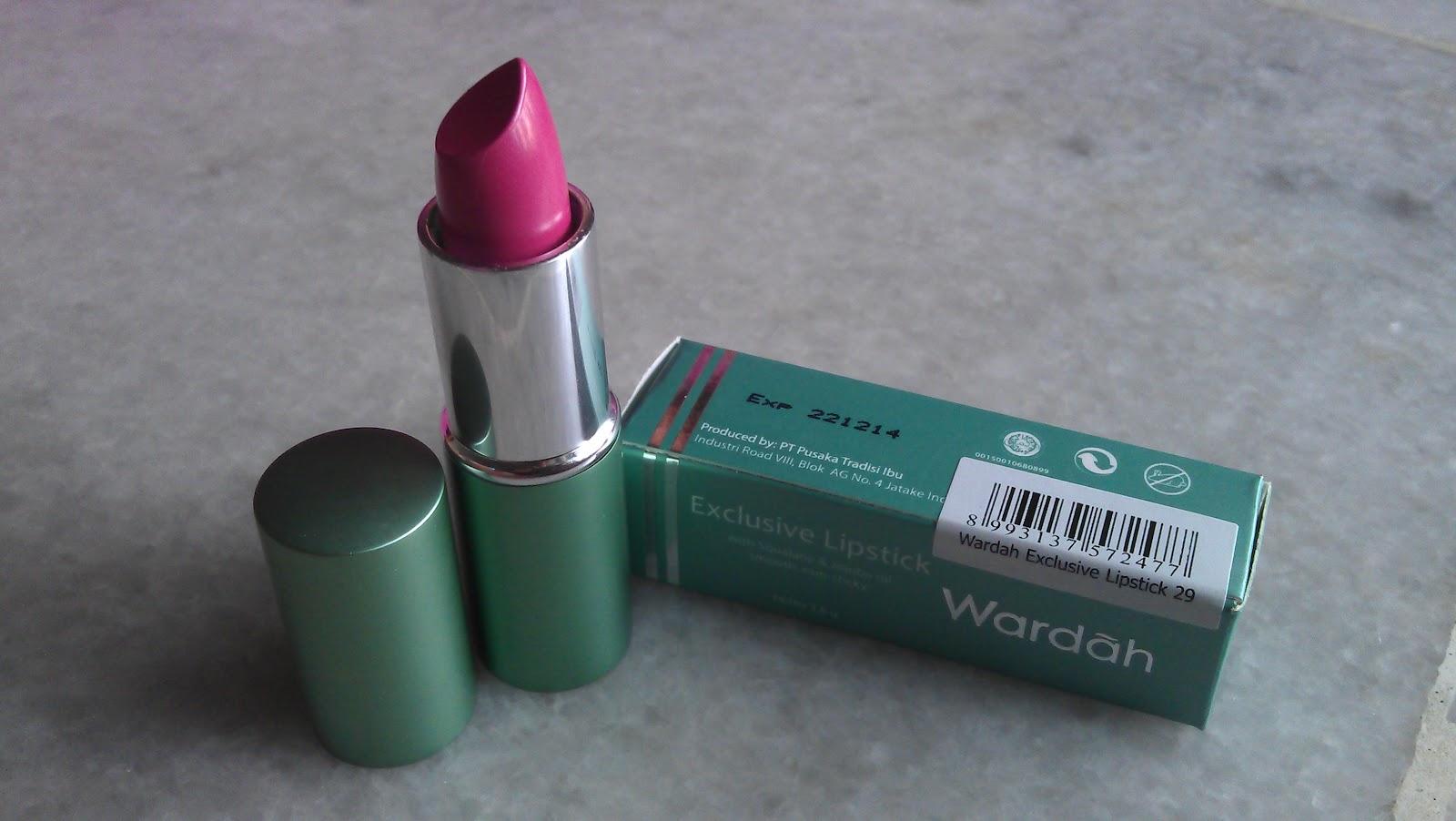 WARDAH Johor Skincare & Cosmetic: Exclusive Series(Cosmetic)