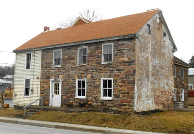 Historic Clarks Ferry Tavern in Duncannon Pennsylvania