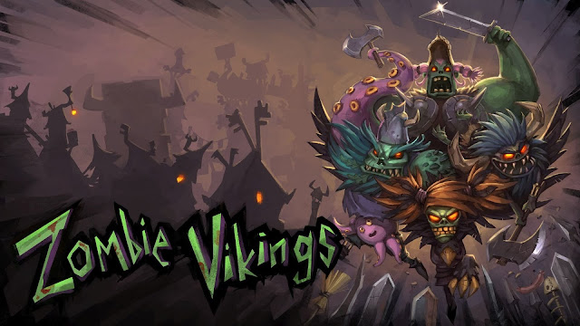 Baixar Zombie Vikings (PC) 2015 + Crack