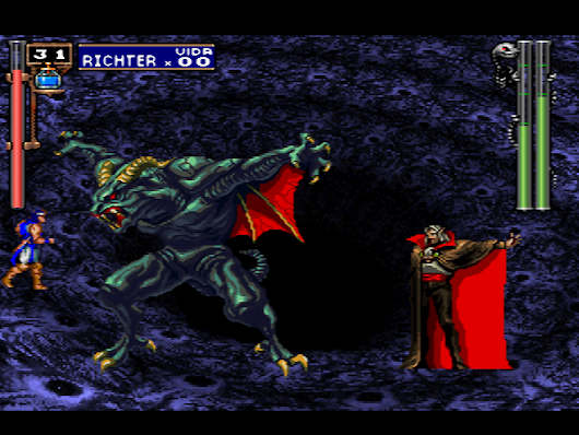 Castlevania Symphony of the Night (Um Breve Aviso)