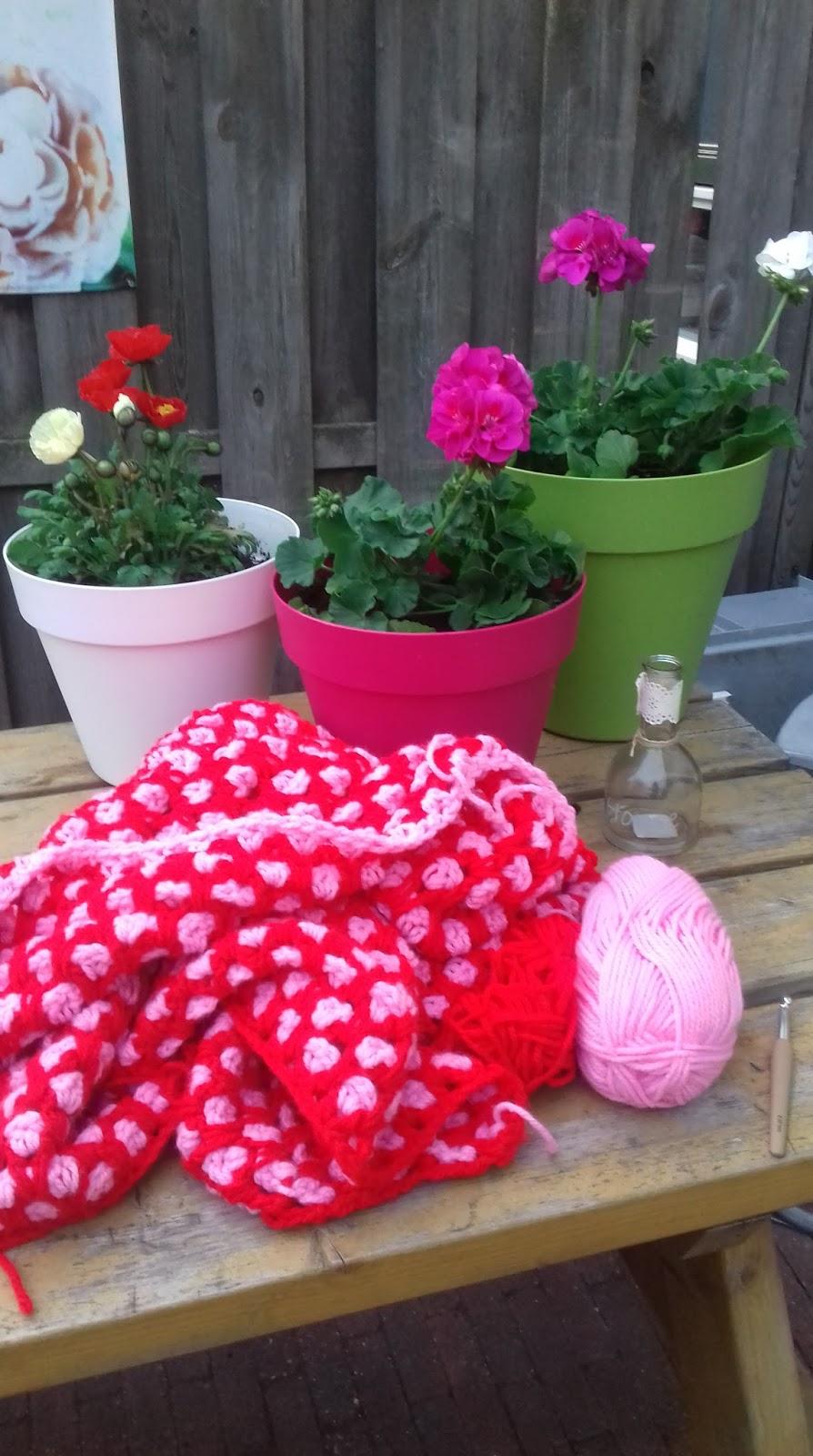 Crochet Of Joy Haken Met Studio Hip En Stip