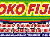 Download Contoh Spanduk Toko Perabot.cdr