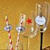 #3 DIY: Menovky na poháre