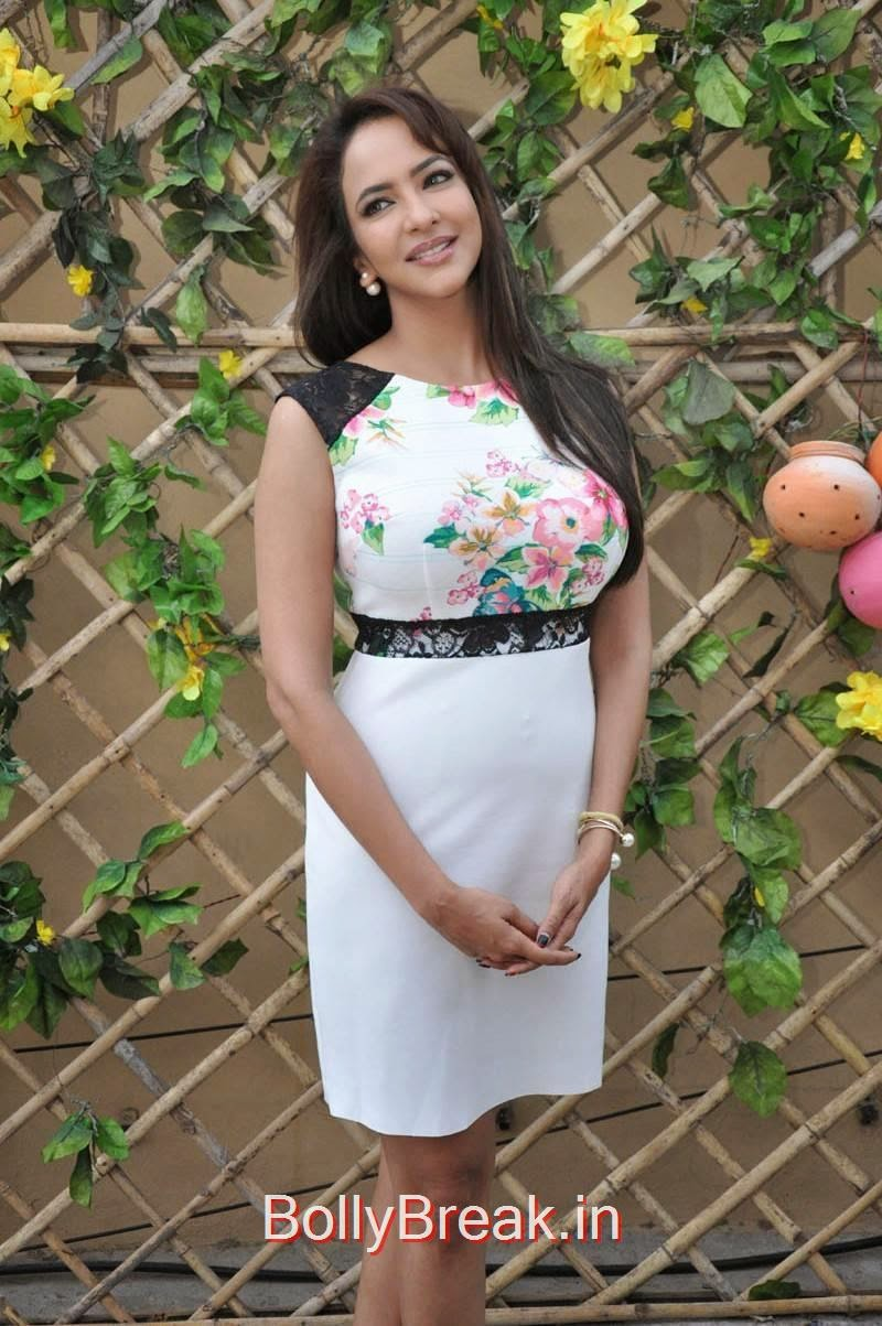 Manchu Lakshmi Pictures, Actress Manchu Lakshmi hot HD Pics in Short Dress from Dongaata Movie