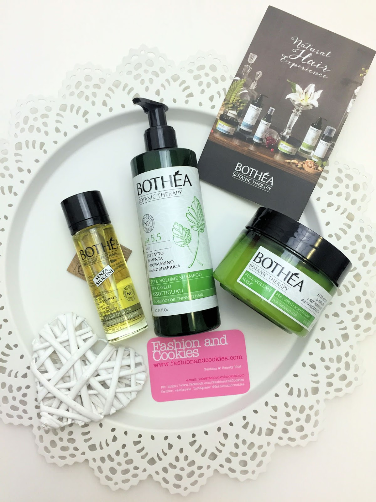 Bothéa Natural Hair Experience: prodotti naturali per capelli su Fashion and Cookies fashion blog, fashion blogger style