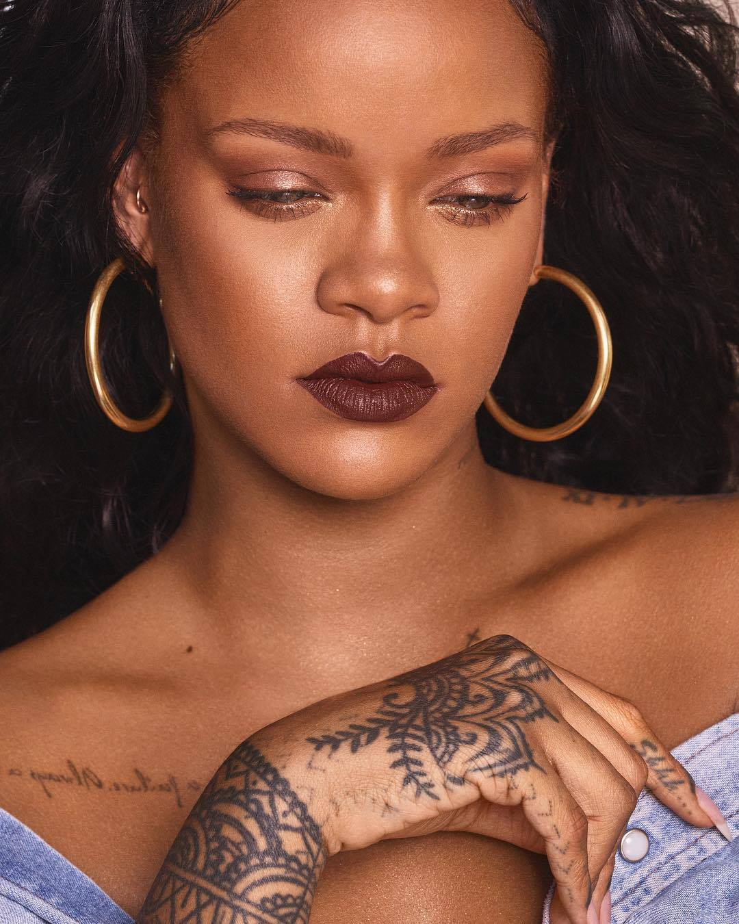 Fenty Beauty   'Mattemoiselle' Newest Lipstick Shades starring Rihanna