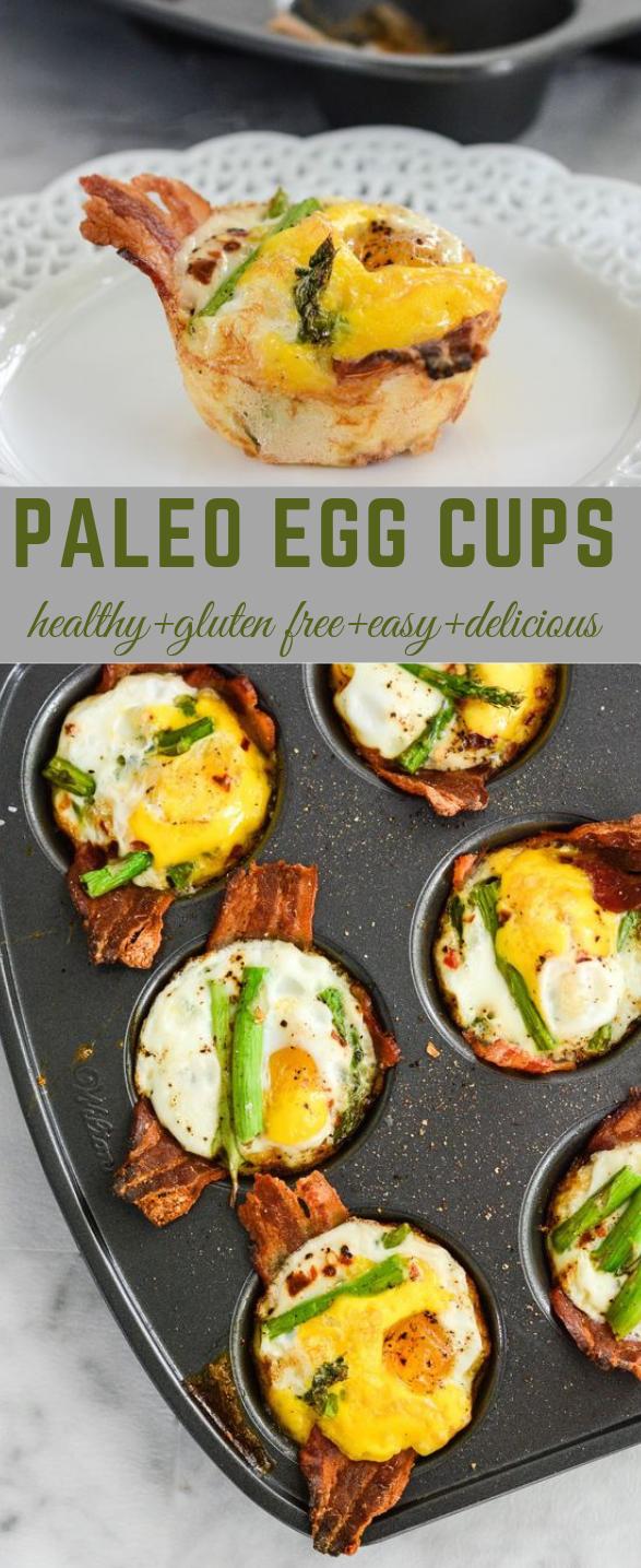 PALEO EGG CUPS #paleo #whole30