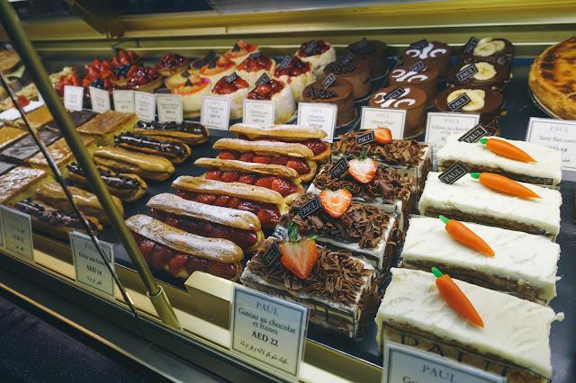 ドバイ国際空港(Dubai International Airport)|Paul Cafe
