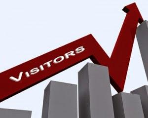 mendatangkan pengunjung visitor ke blog