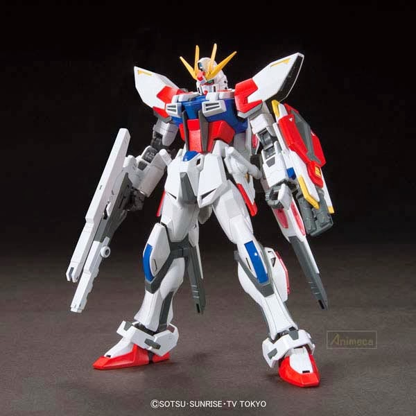 MODEL KIT STAR BUILD STRIKE PLAVSKY WING HGBF 1/144 GUNDAM BUILD FIGHTERS BANDAI