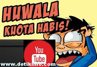 Cara Hemat Data Internet ketika Nonton Youtube dan netflix