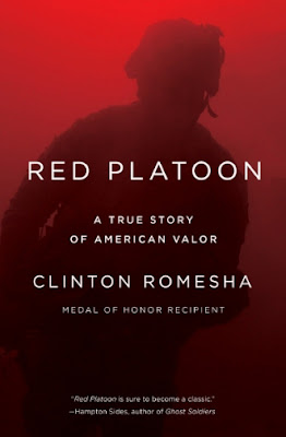 Red Platoon by Clinton Romesha - book cover
