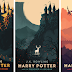 Harry Potter Posters Vintage por Olly Moss