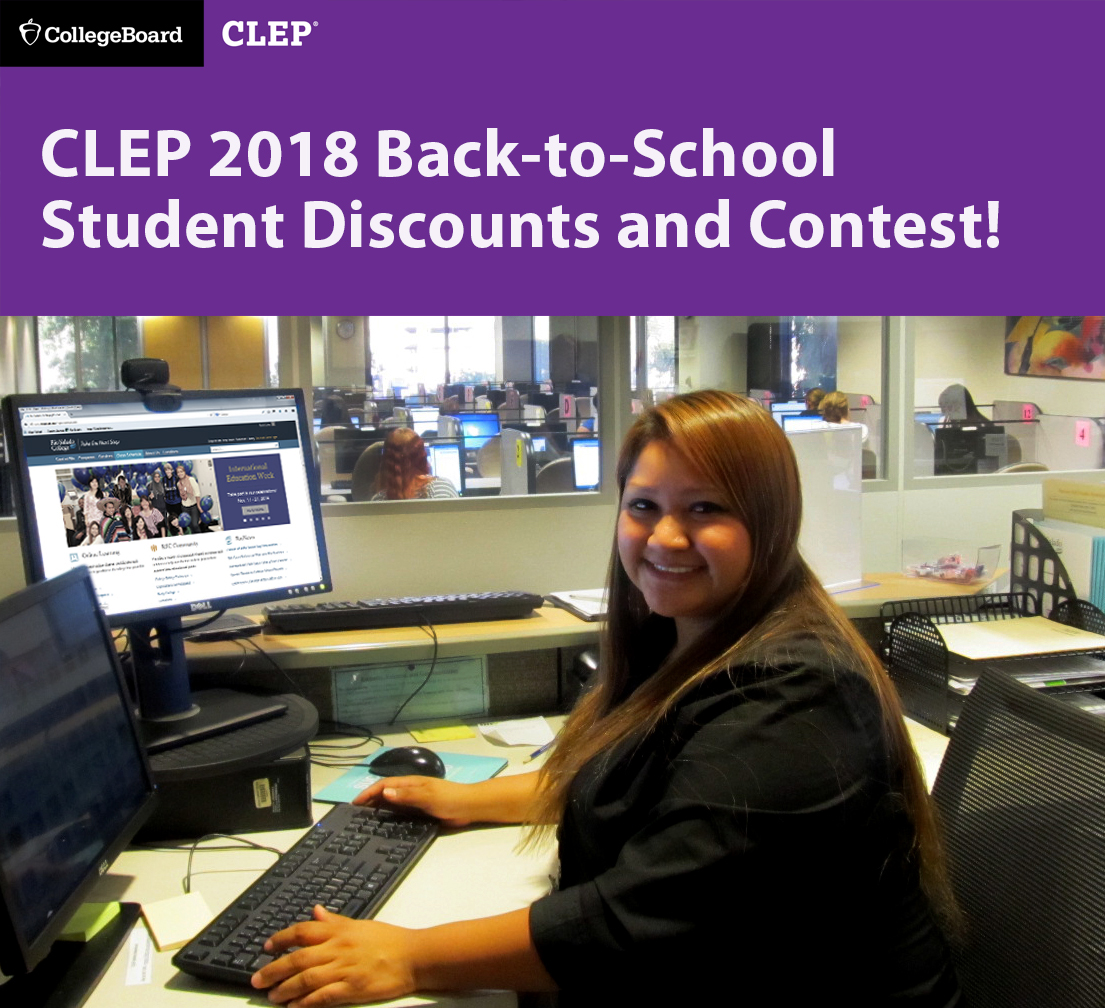 Communiversity at Queen Creek: News and Events: 20% CLEP