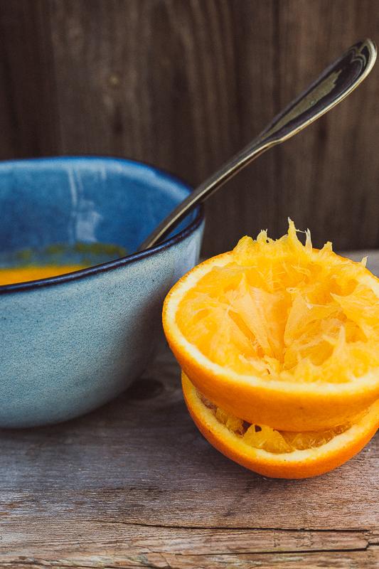 Wintervibes mit Karotten- Ingwer- Suppe, Pomponetti, veganes Rezept