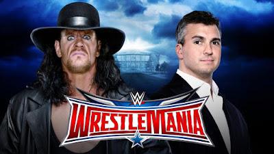 Undertaker vs Shane McMahon Wrestlemania 32 Predictions