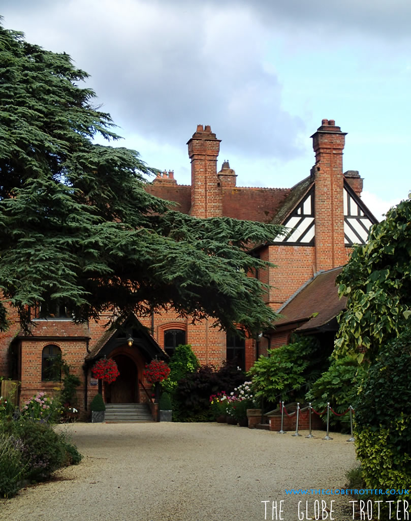 Careys Manor Hotel in New Forest