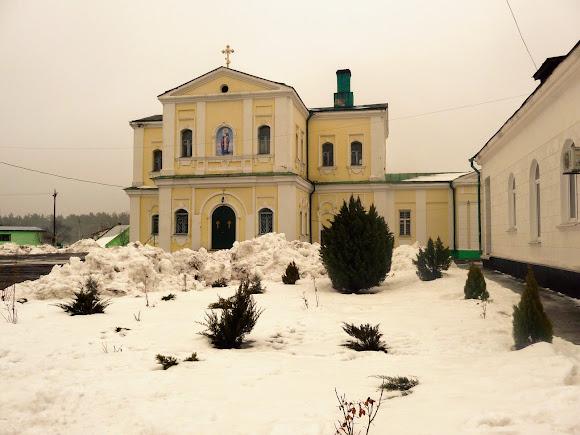 Самарский Свято-Николаевский монастырь. Свято-Николаевский собор