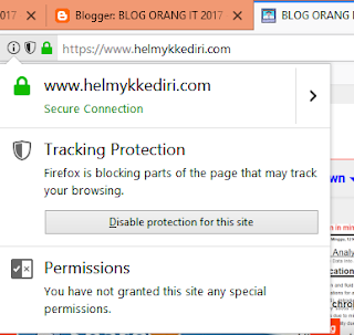mengaktifikan HTTPS blogger domain TLD2