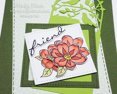 Heart's Delight Cards, Botanical Bliss, MIFDC7, Stampin' Up!
