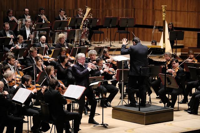 Hardenberger/Gewandhaus/Nelsons - Zimmermann and Mahler, 8 October 2018