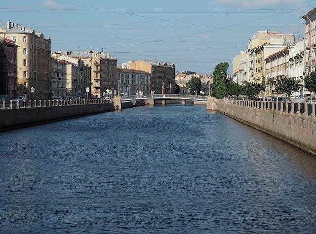Санкт-Петербург - канал Грибоедова (St. Petersburg - Griboedov Canal)