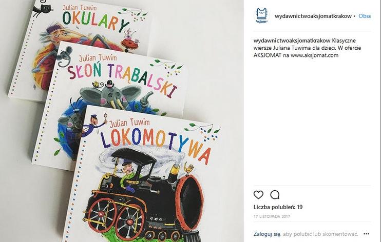 https://www.instagram.com/wydawnictwoaksjomatkrakow/