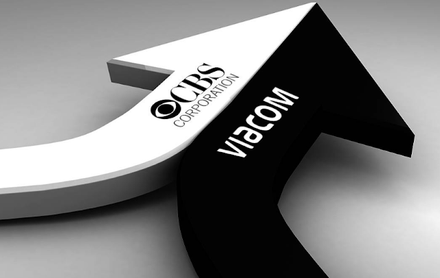 In A CBS-Viacom Merger, What Would The Combined Company Look Like?
