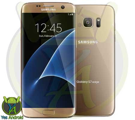 G935KKKU1APH4 Android 6.0.1 Galaxy S7 Edge SM-G935K