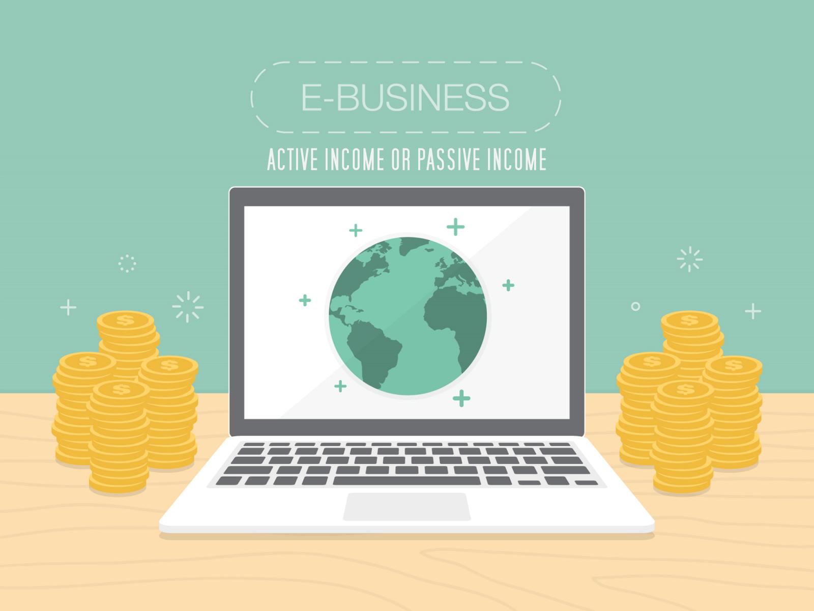 Mengenal Passive Income dan Aktif Income