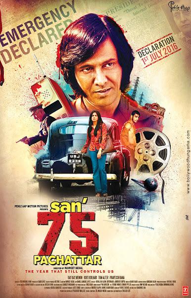 San 75 Pachattar (2016) Movie Poster