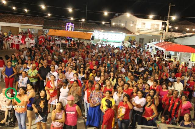 Festa de São Sebastião, em Lagoa do Outeiro